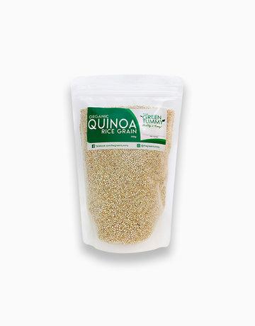Organic White Quinoa (200g) by The Green Tummy