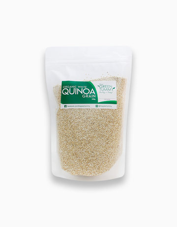 Organic White Quinoa (500g) by The Green Tummy