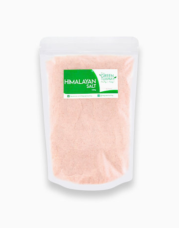 Himalayan Salt (Fine Coarse - 1000g) by The Green Tummy