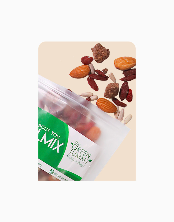 I'm Nuts About You Trail Mix (140g) by The Green Tummy