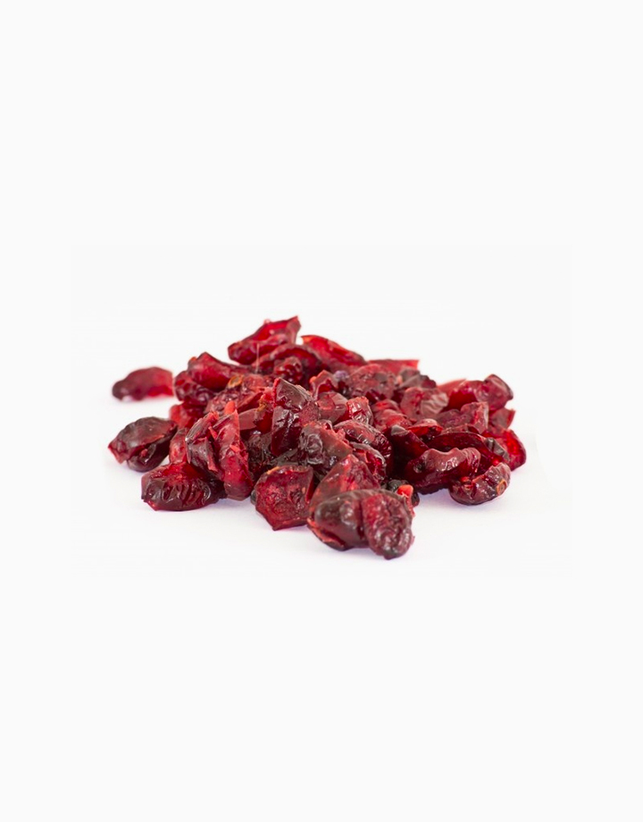 Organic Dried Cranberries (100g) by The Green Tummy