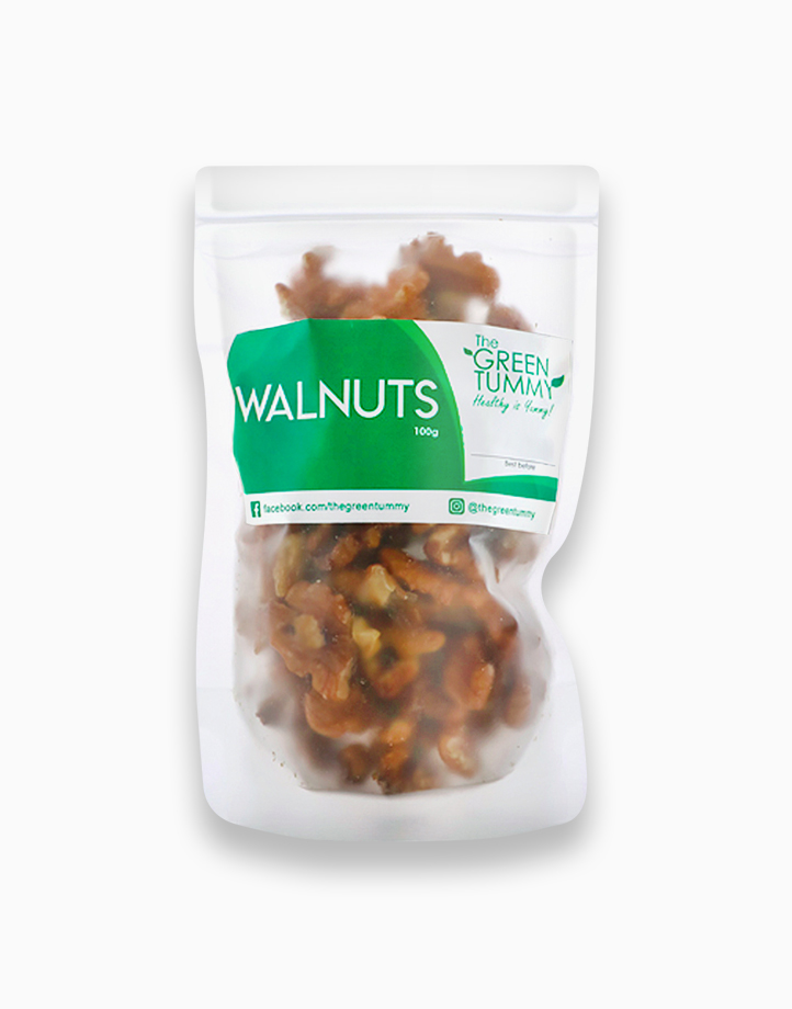 Walnuts (100g) by The Green Tummy
