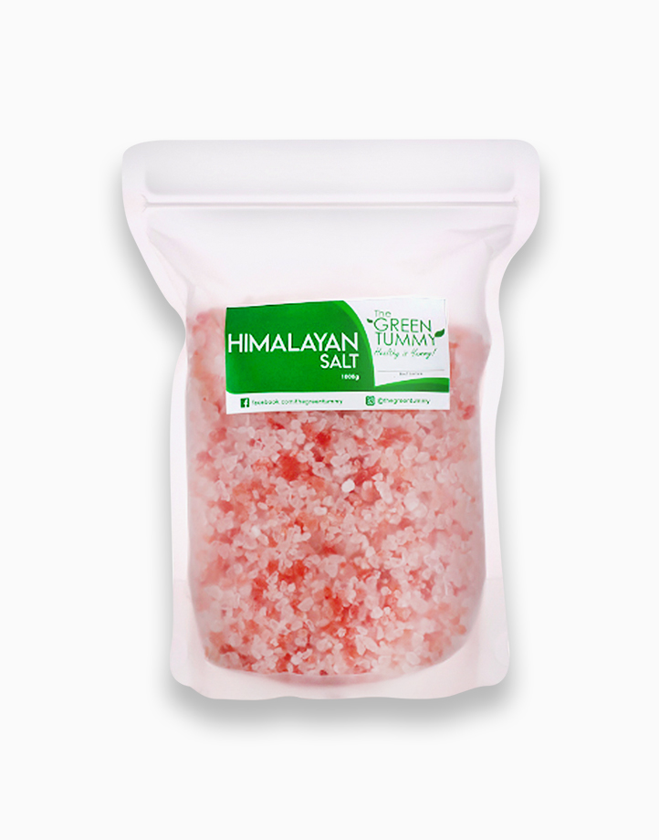 Himalayan Rock Salt (1000g) by The Green Tummy