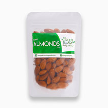 1 raw almonds %28100g%29