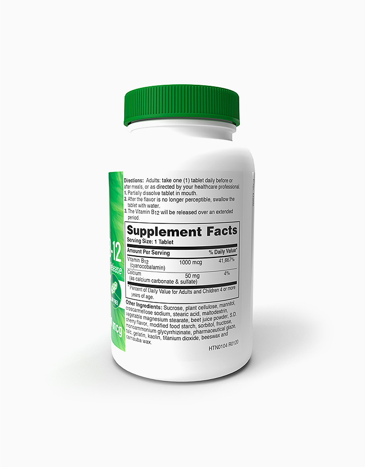 Vitamin B12 1000 mcg (60 Tablets) by Health Thru Nutrition