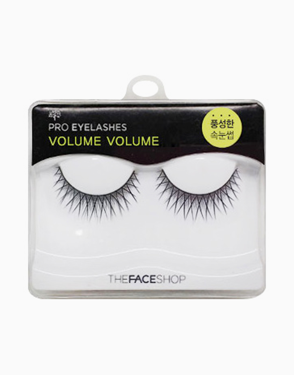 Daily Beauty Tools Pro Eyelash - 02 Volume by The Face Shop