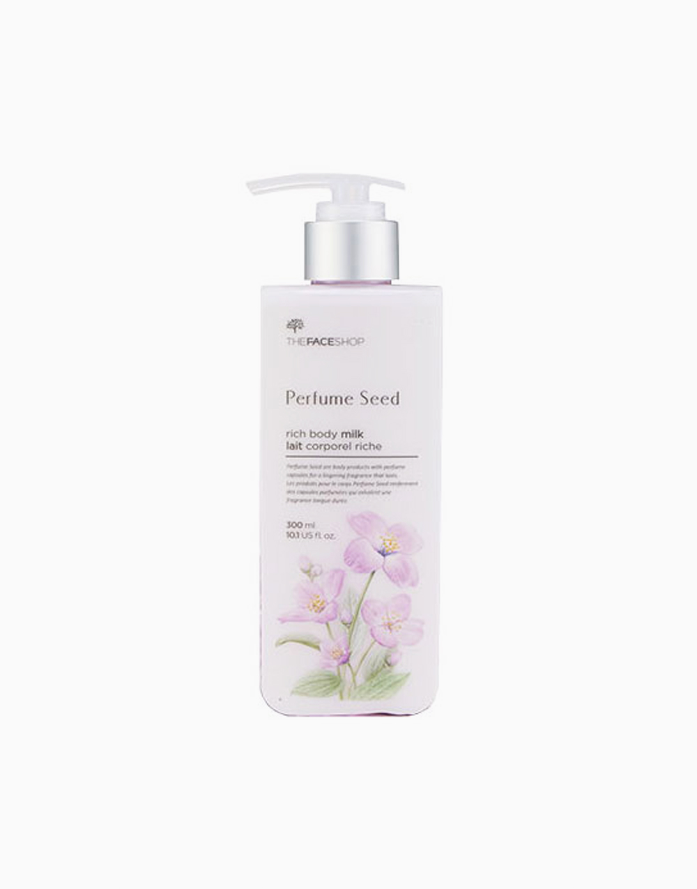 Perfume Seed Rich Body Milk by The Face Shop