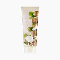 The face shop milk and shea butter rich body cream