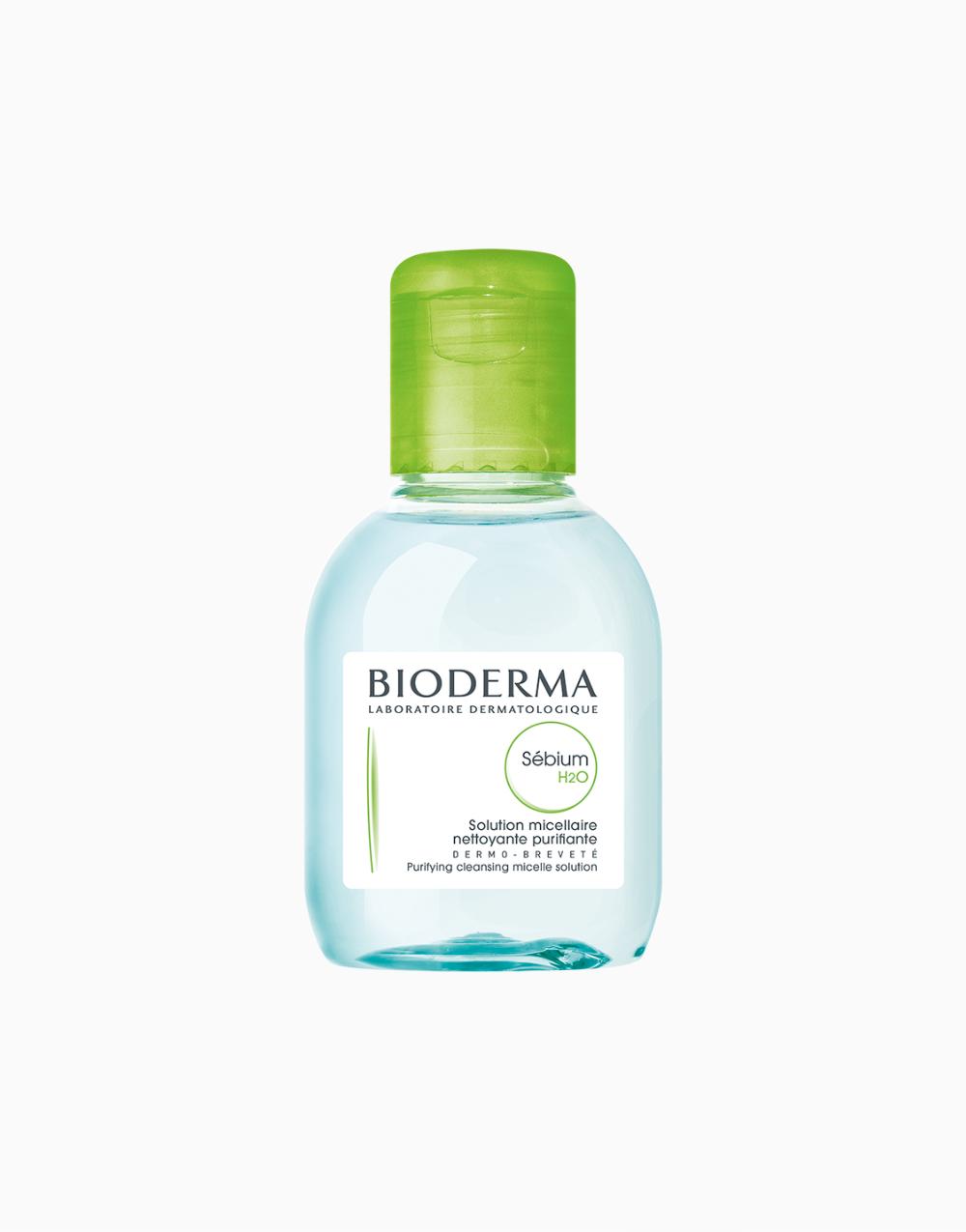 Sebium H2O Micellar Solution (100ml) by Bioderma
