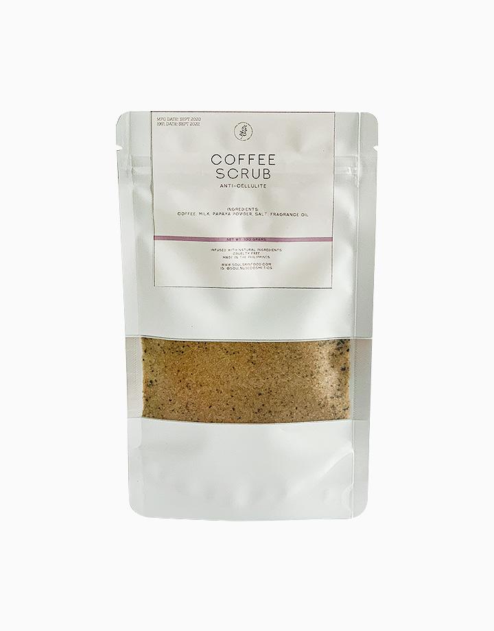 Coffee Scrub by Soul Skinfood and Nude Cosmetics