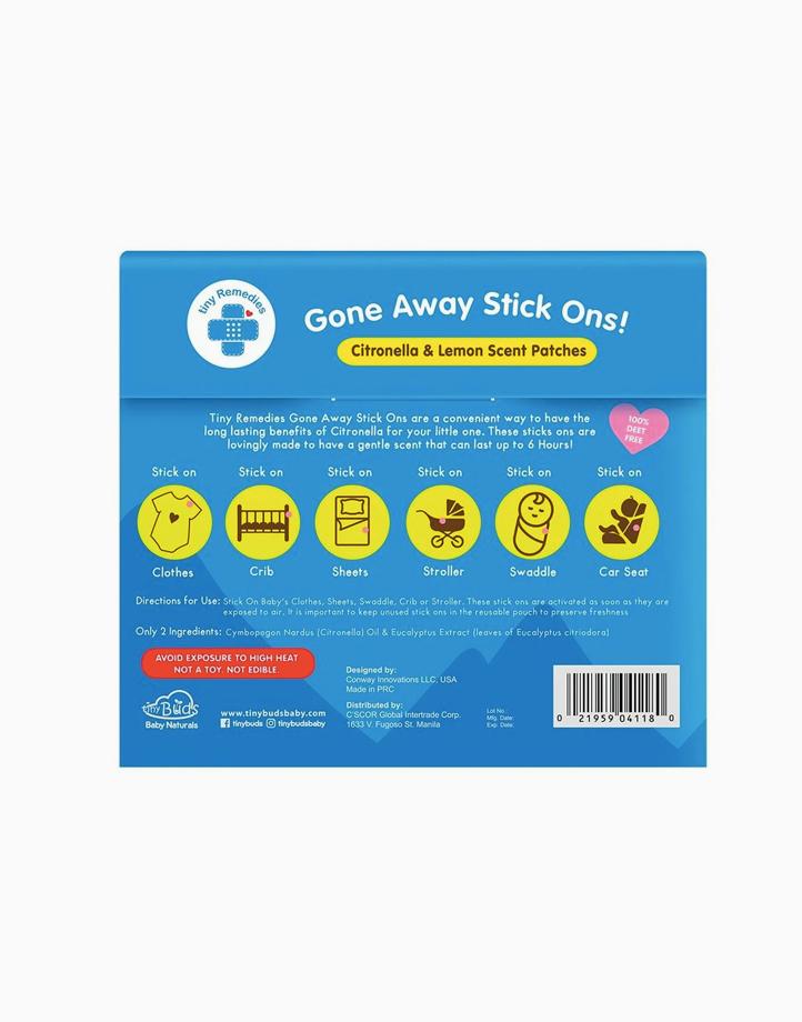 Gone Away Stick Ons! (12 Pcs.) by Tiny Buds