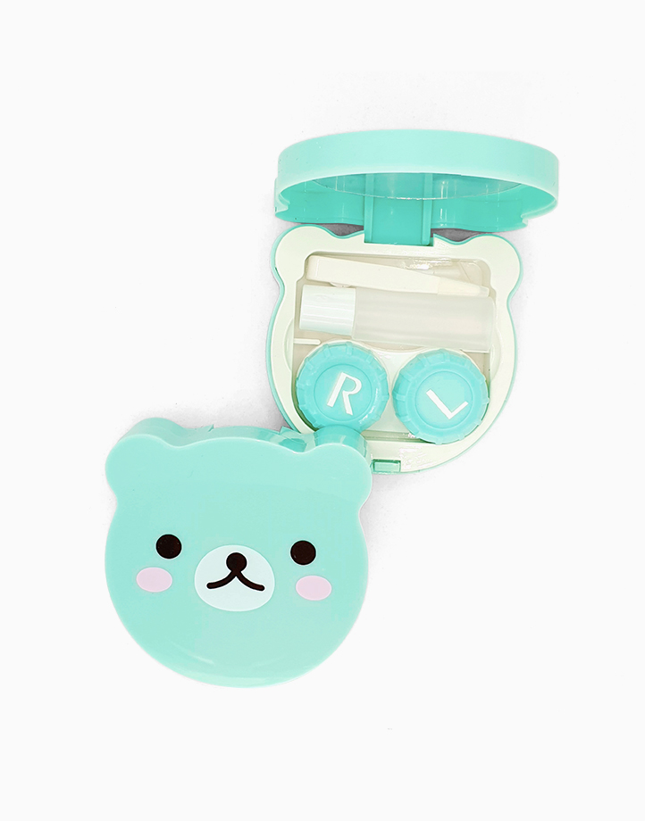 Bear Contact Lens Case by PRO STUDIO Beauty Exclusives | Blue