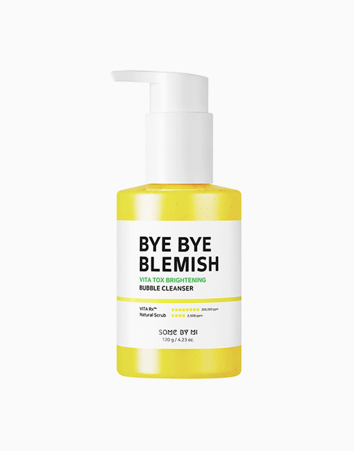 Bye Bye Blemish Vita Tox Brightening Bubble Cleanser by Some By Mi