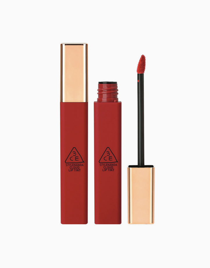 Cloud Lip Tint by 3CE (3 Concept Eyes) | #Macaron Red