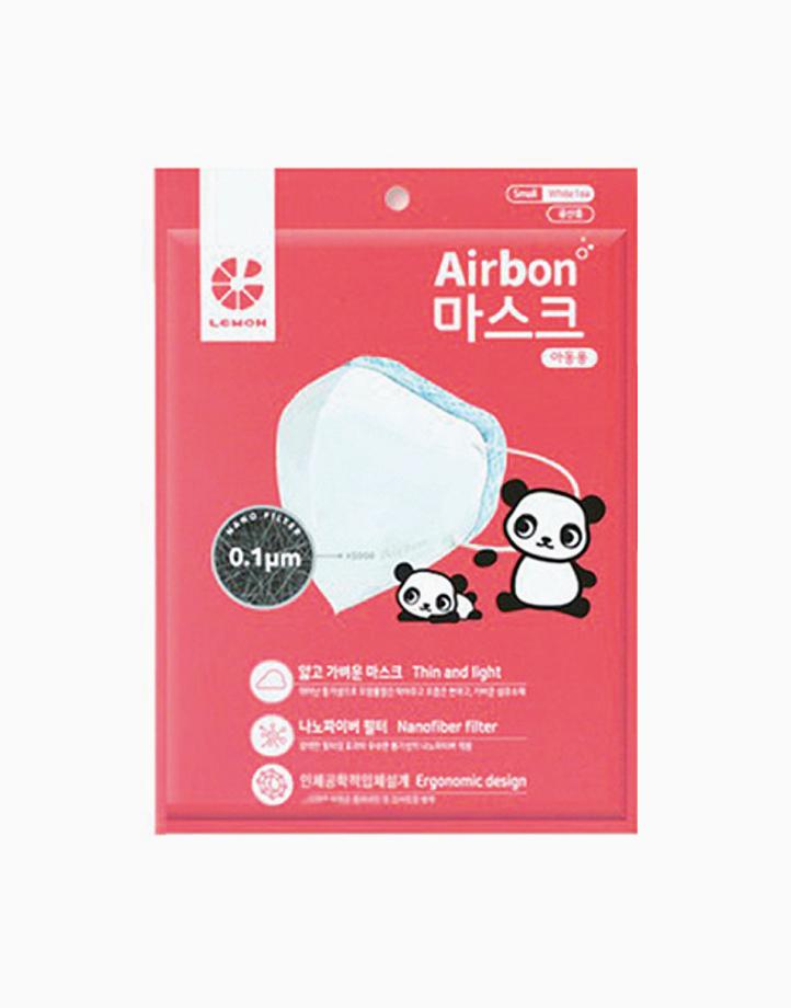 Airbon Kids Nanofilter Fiber Mask (1 Piece) by AirQueen