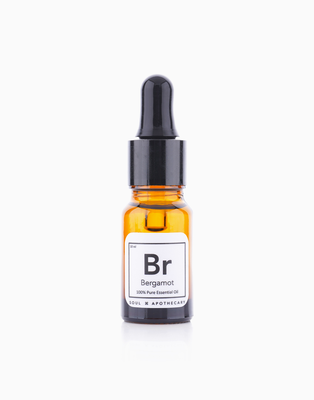 Bergamot 100% Pure Essential Oil (10ml) by Soul Apothecary