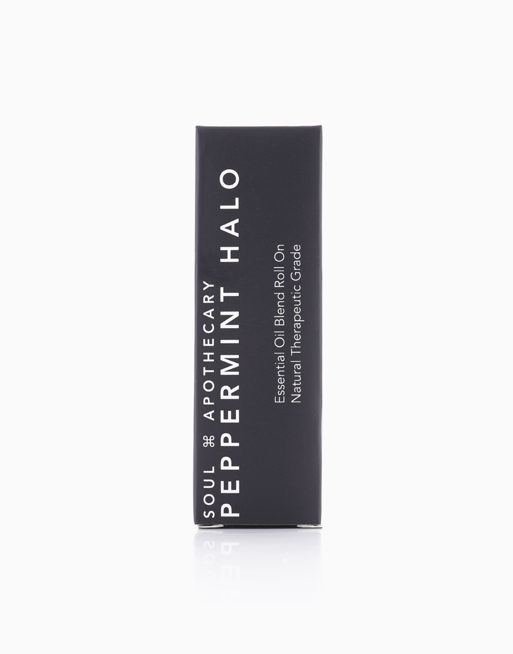 Peppermint Halo Essential Oil Blend Roll On (10ml) by Soul Apothecary
