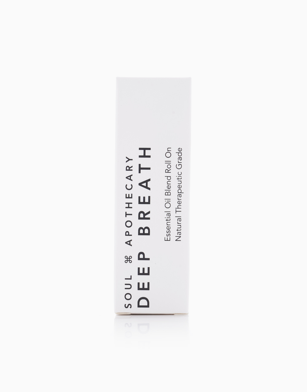 Deep Breath Essential Oil Blend Roll On (10ml) by Soul Apothecary