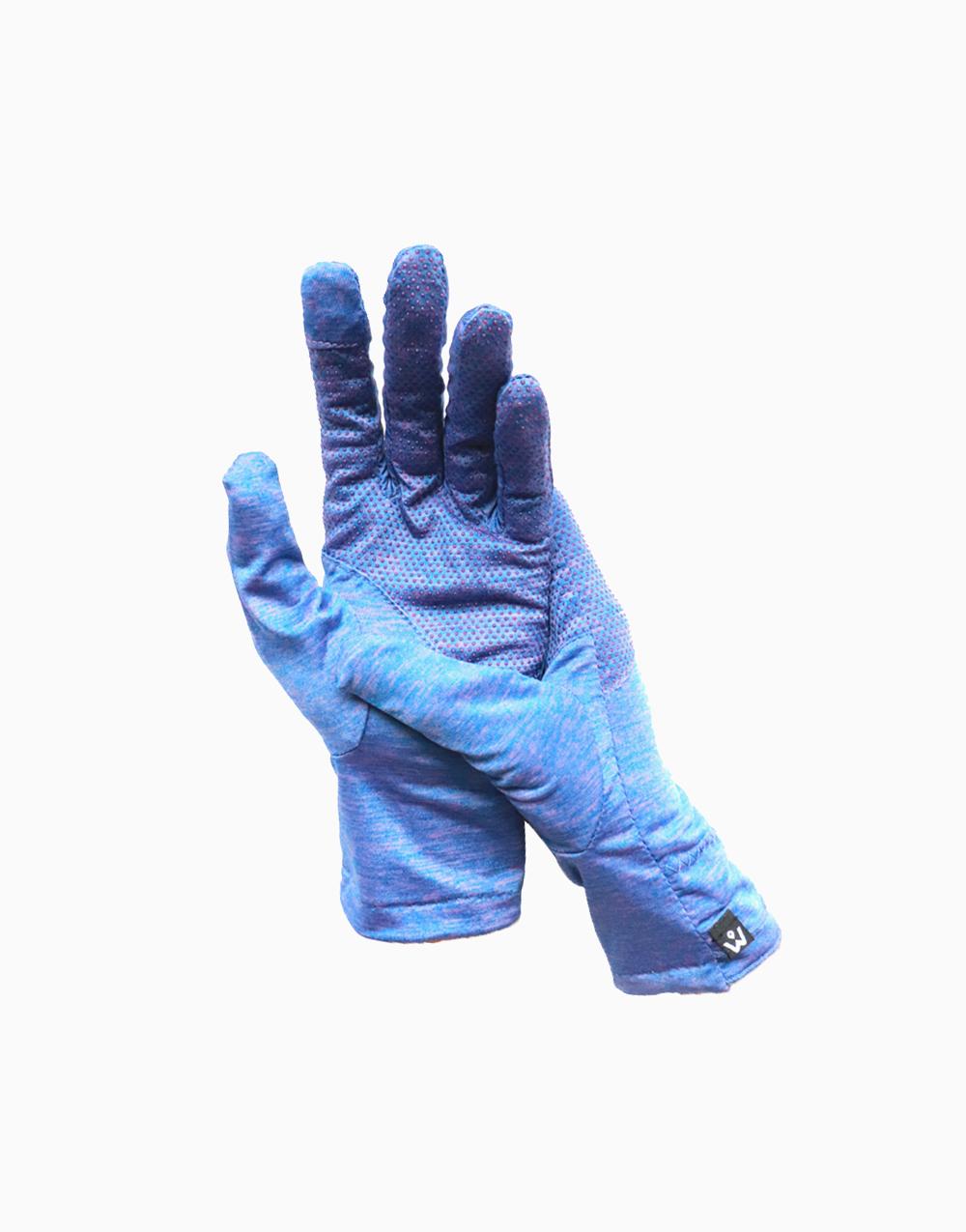 Grip Gloves by Wanderskye | Blue