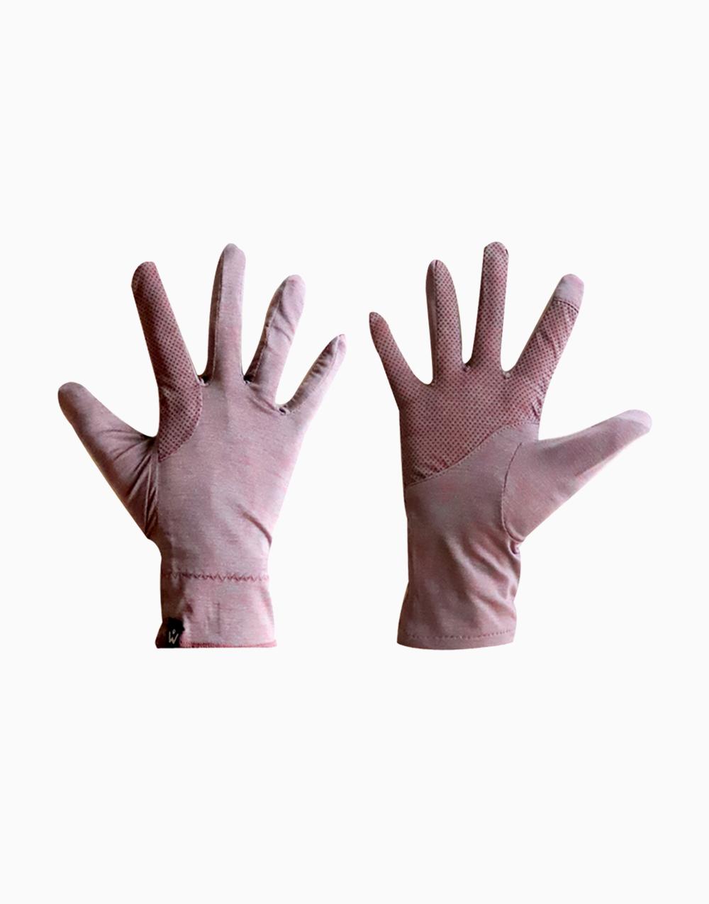Grip Gloves by Wanderskye | Purple