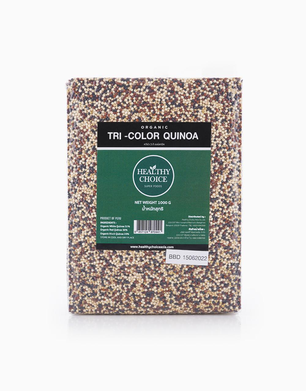 Tri-Color Quinoa (1kg) by Healthy Choice PH