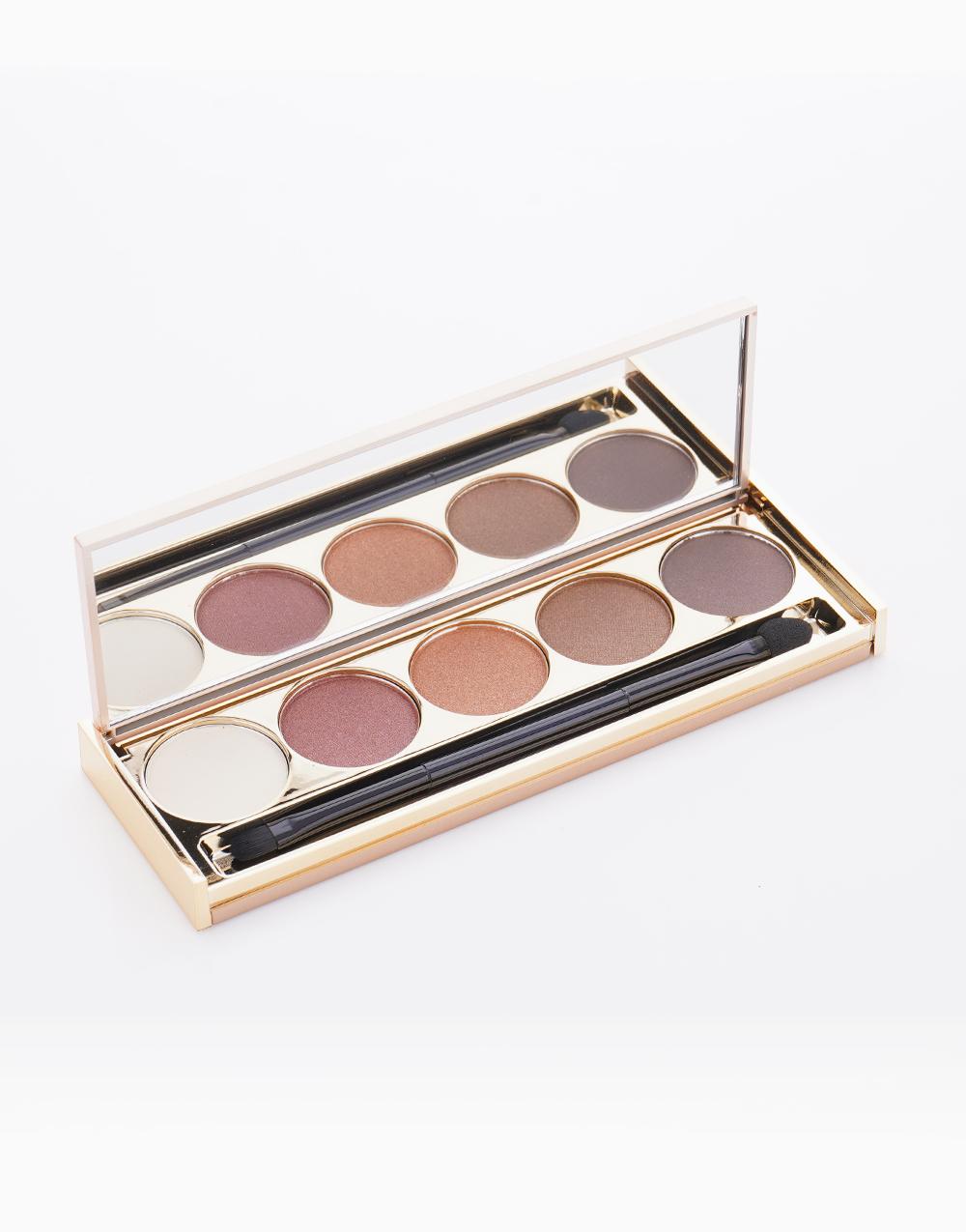 FS Filipiñana Eyeshadow Palette by FS Features & Shades | Minamahal
