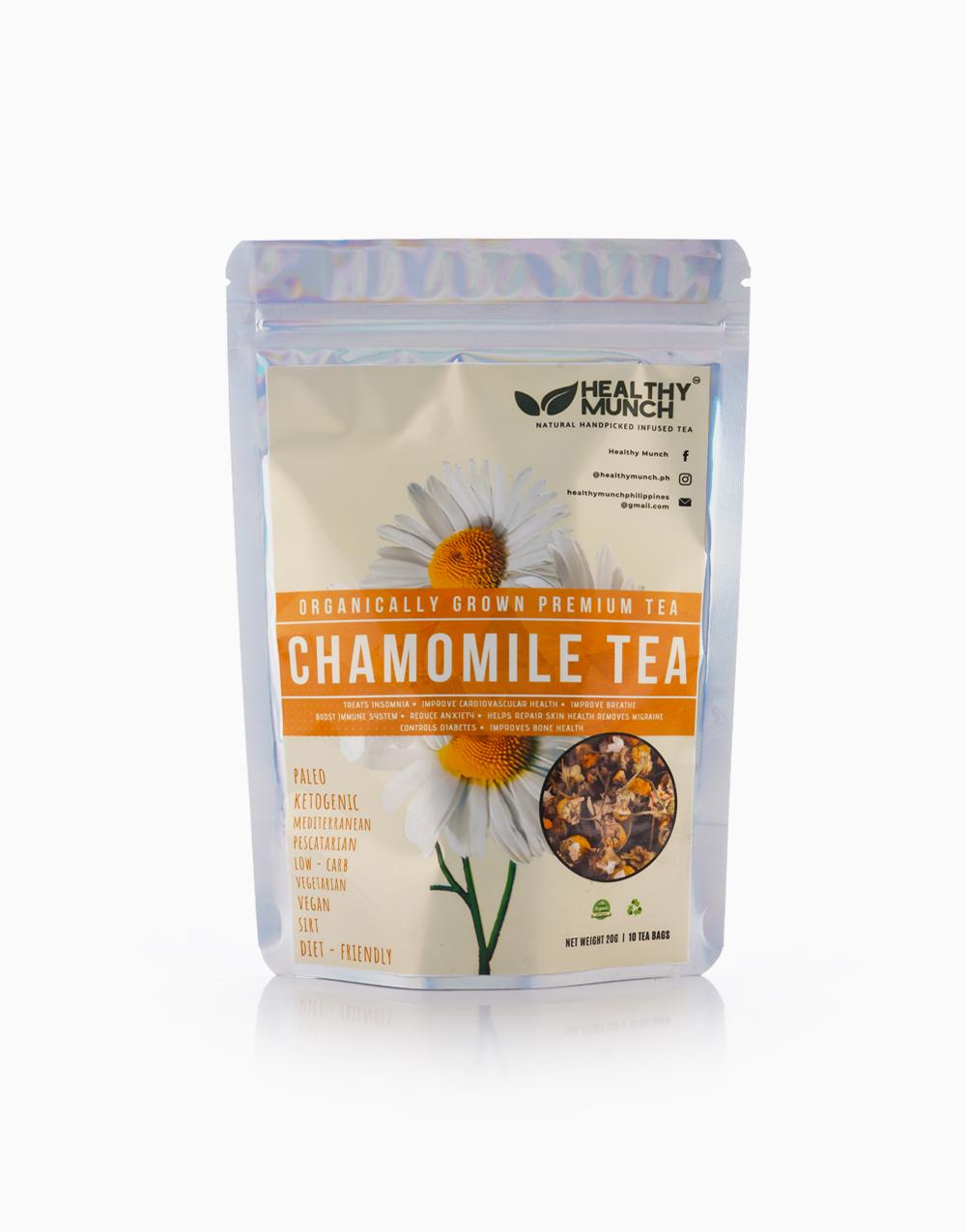 Chamomile Tea (20g) by Healthy Munch