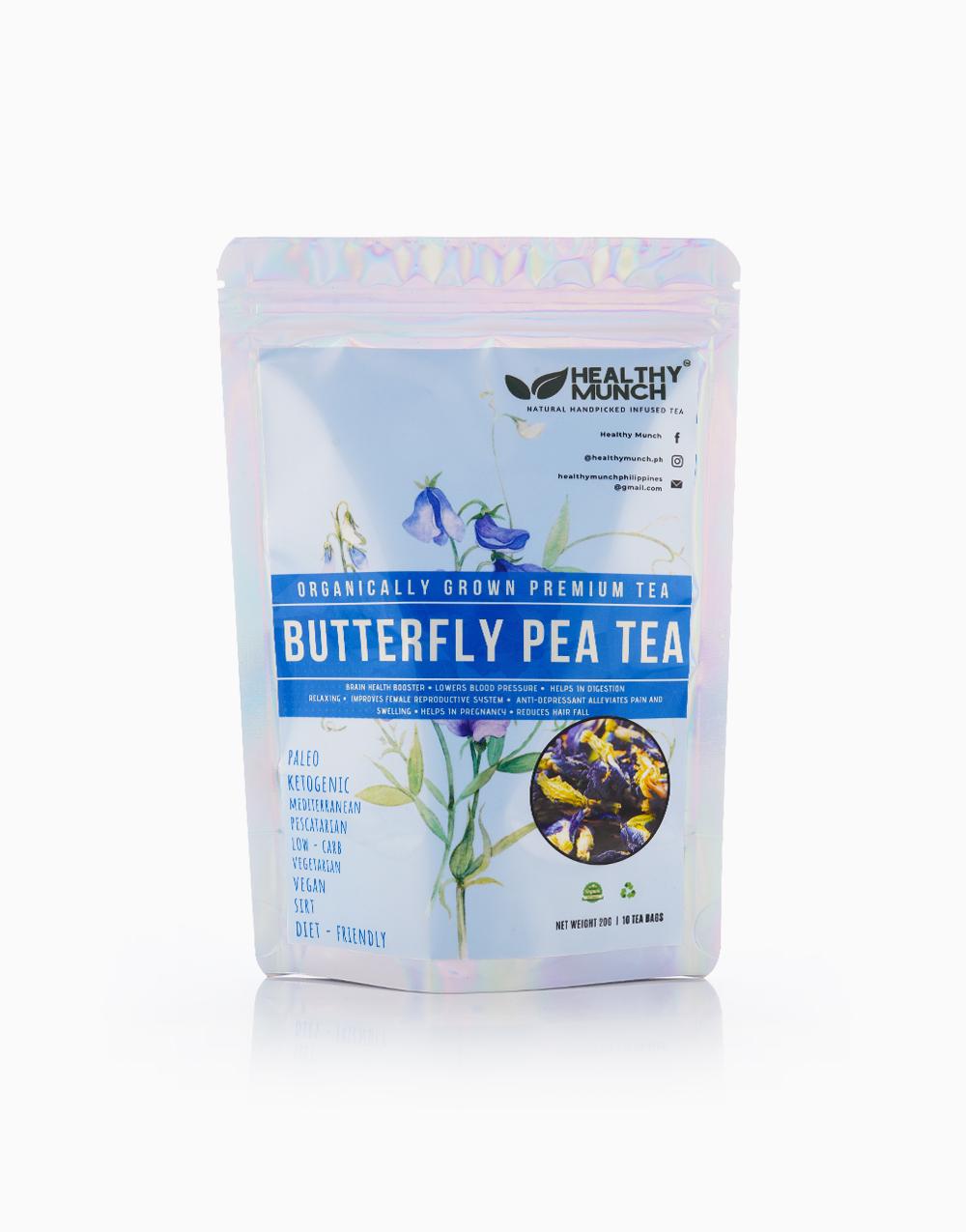 Butterfly Pea Tea (20g) by Healthy Munch