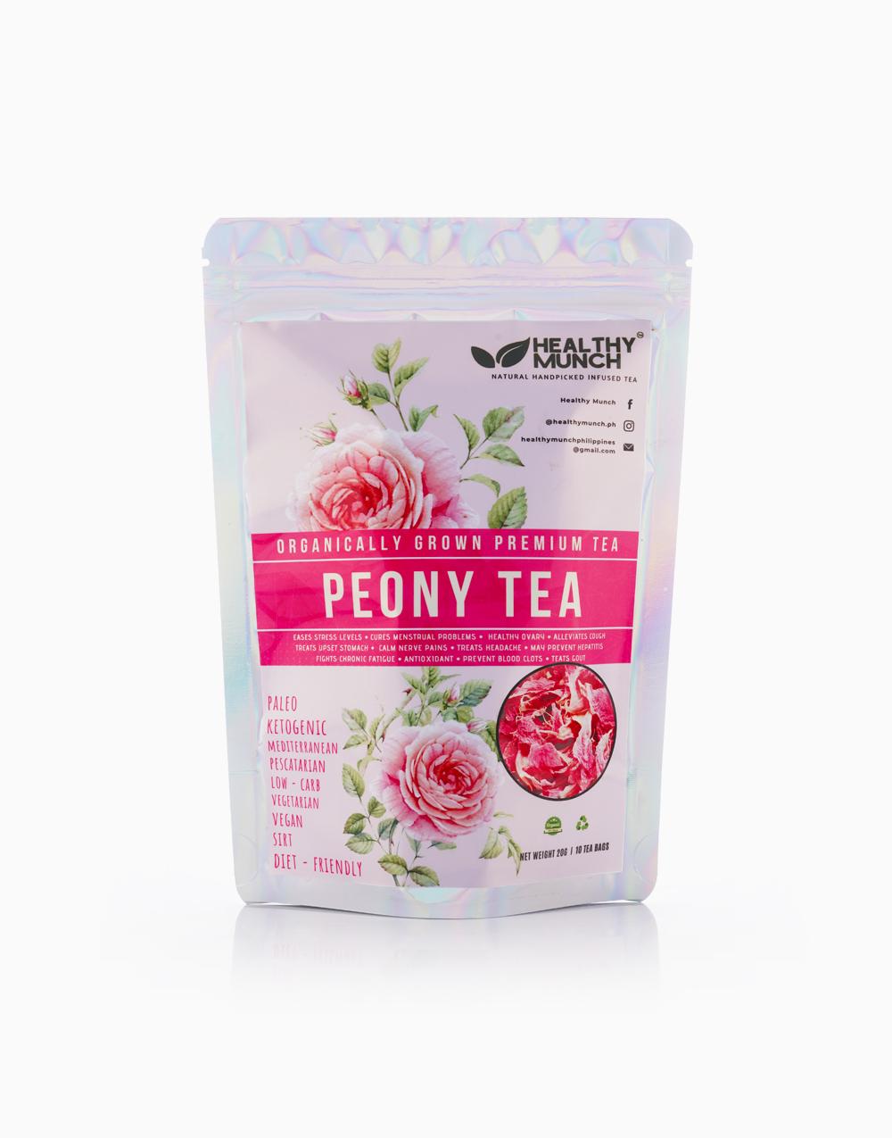 Peony Tea (20g) by Healthy Munch