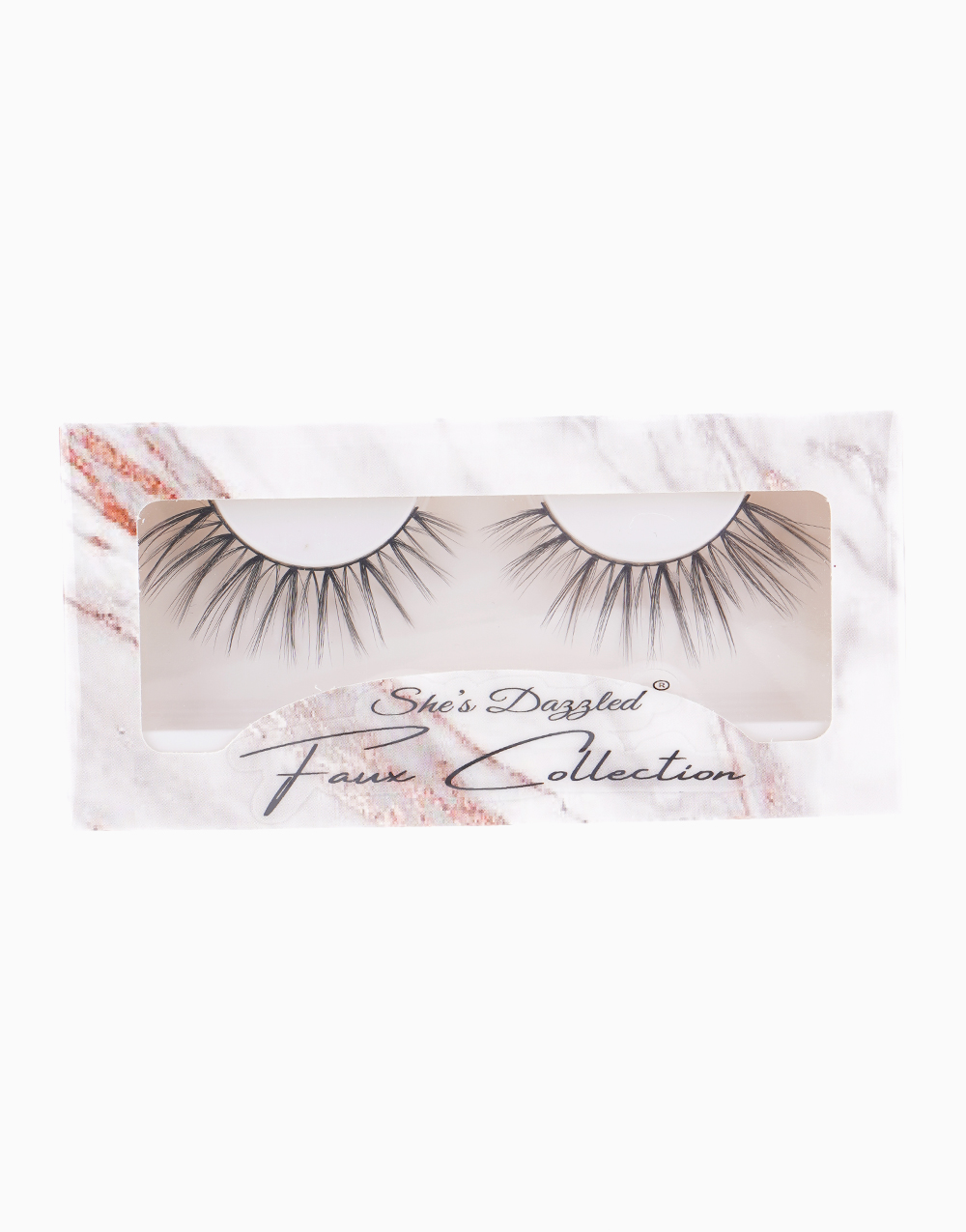 Faux Collection Lashes by She's Dazzled | Hazel