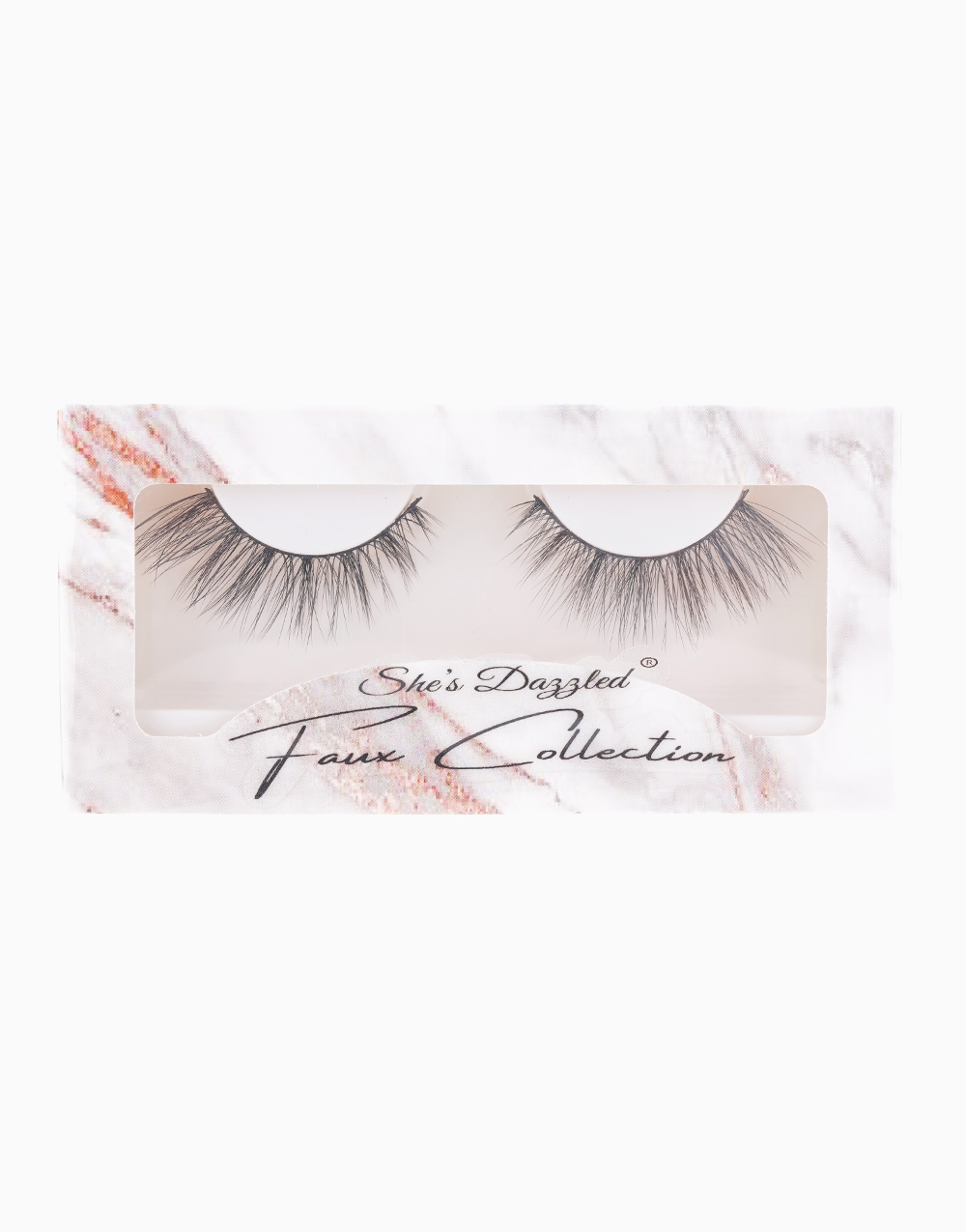 Faux Collection Lashes by She's Dazzled | Cartier