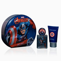 Disney captain america set edt 50ml   shower gel 75ml