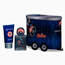 Disney captain america train set edt 50ml   shower gel 75ml copy