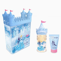 Cinderella Castle Set Tin Can: EDT+Shower Gel by Disney Fragrances