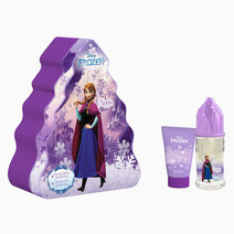 Frozen Anna Castle Set Tin Can: EDT+Shower Gel by Disney Fragrances