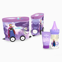 Disney frozen anna train wagon set edt 50ml   shower gel 75ml