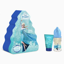 Disney frozen elsa castle set tin can edt 50ml   shower gel 75ml