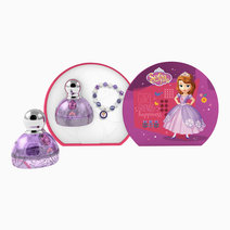 Sofia The First Gift Set: EDT+Bracelet by Disney Fragrances