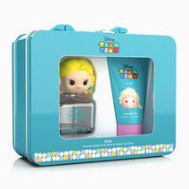Tsum-Tsum Frozen Elsa Set Tin Can: EDT+Shower Gel by Disney Fragrances
