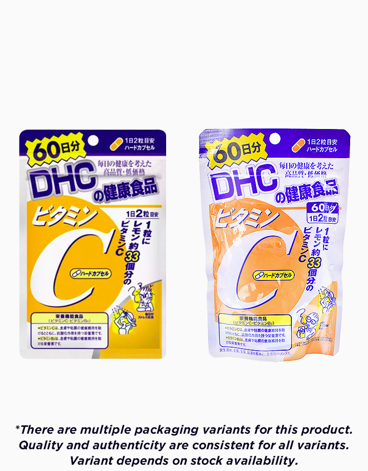 Vitamin C with 1,156mg (120 Caps) by DHC