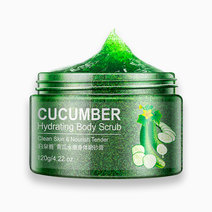 Cucumber Body Scrub by Bioaqua