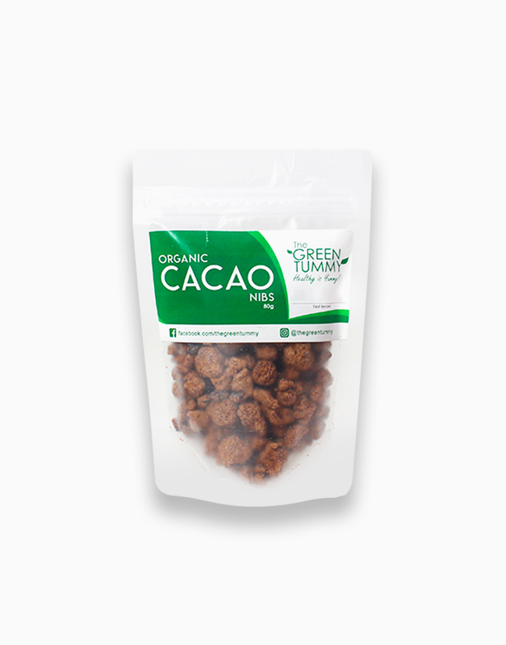Buy 1 Sugar Coated Cacao Nibs (300g), Take 1 Sugar Coated Cacao Nibs (80g) by The Green Tummy