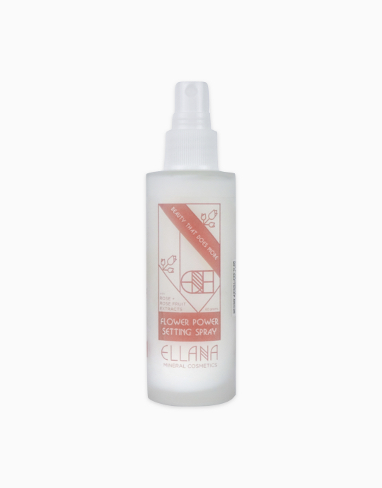 Flower Power Setting Spray by Ellana Mineral Cosmetics