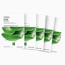 Real Nature Aloe Vera Face Mask (5s) by The Face Shop