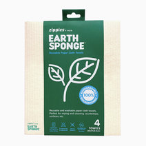 Earth Sponge Reusable Paper Cloth Towel by Zippies