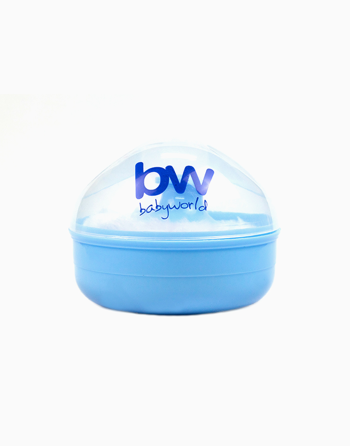 BW Powder Case (402C) by BabyWorld PH | Blue