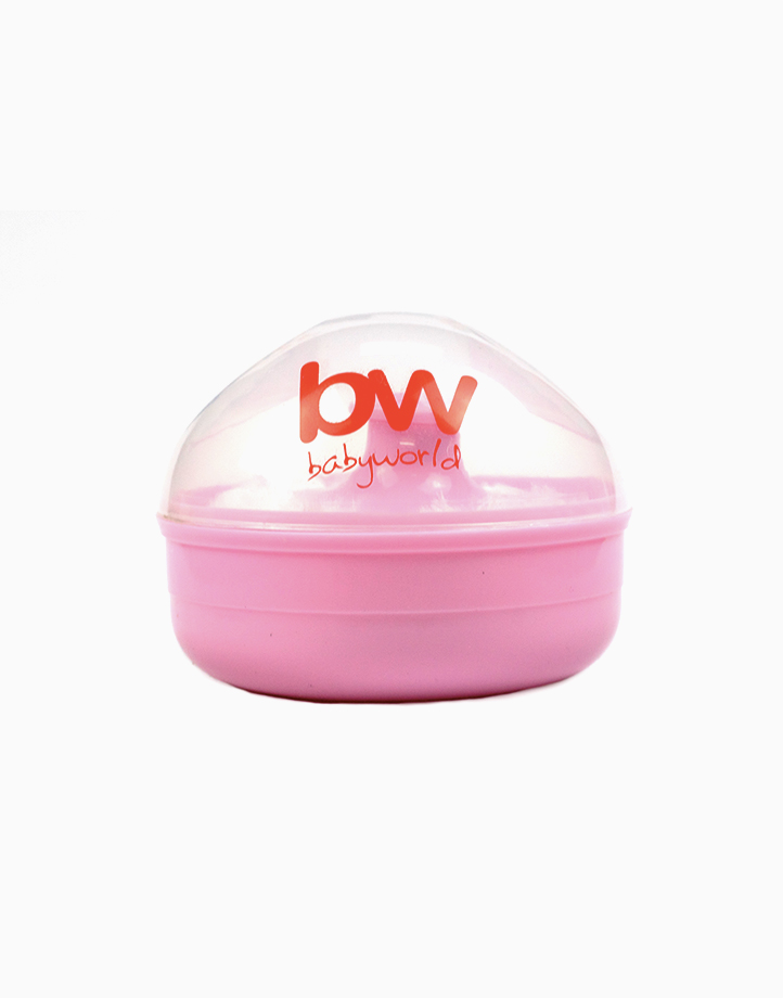 BW Powder Case (402C) by BabyWorld PH | Pink