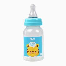 BW Feeding Bottle 4oz Round (017) by BabyWorld PH
