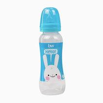 BW Feeding Bottle 8oz Shaped (031) by BabyWorld PH