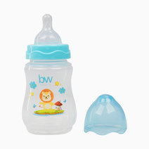 Feeding bottle wideneck 9oz %281153%29 blue